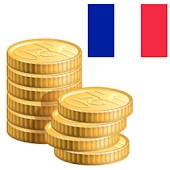 France coins for numismatist since 1700