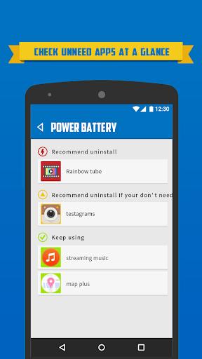 Power Battery - Battery life saver & recommend app 0.1.7 Windows u7528 4