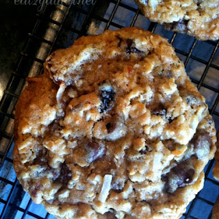 Chocolate Chips Dump Cookies