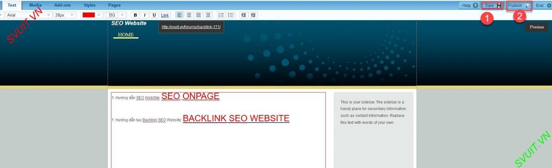 Backlink on angelfire.com (8)