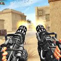 Machine Gun Shooting: Guns Game Simulator icon
