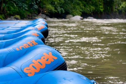 Sobek Raft Bali