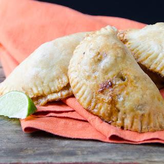 Smoky Turkey Empanadas.