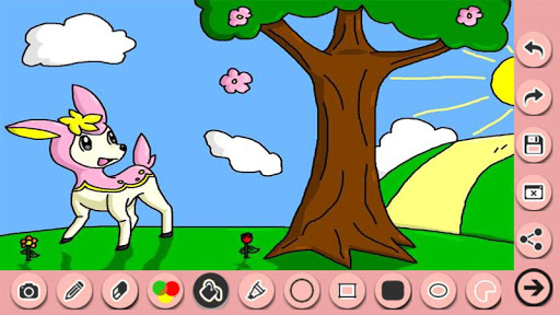 Paint for Android screenshots 1