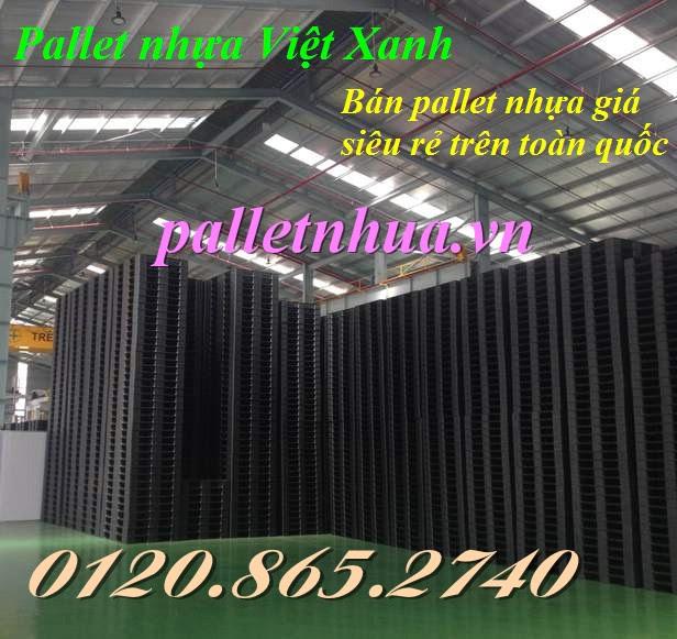 Pallet nhựa giá rẻ