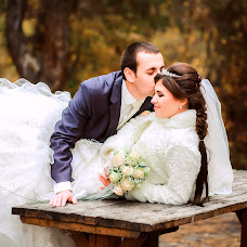 Wedding photographer Svetlana Pronina (proninaFG). Photo of 04.12.2014