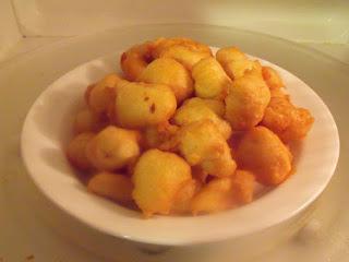 Chicken Bites Tempura Style Recipe