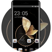 Tải Business theme Golden Butterfly APK