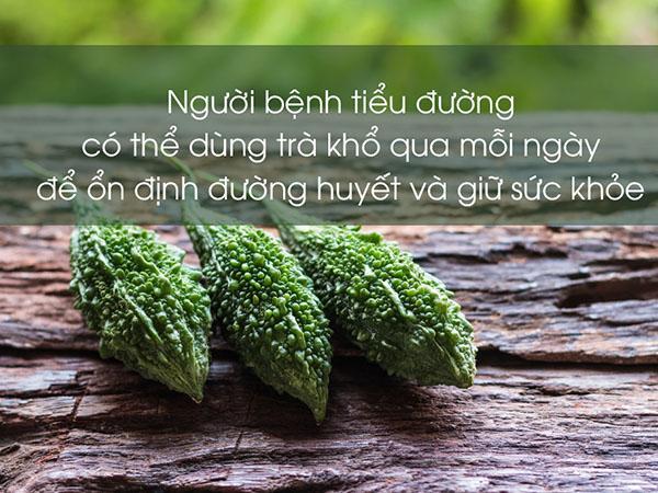 Khổ qua rừng – Thực phẩm tốt cho người bệnh tiểu đường - Ảnh 3