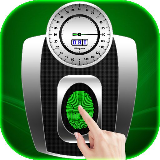 Weight Machine Scanner Prank app (apk) free download for Android/PC/Windows