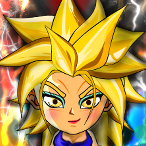 Force of Saiyan: Sky Warrior (game)