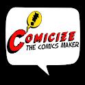 Comicize - the comics maker icon
