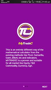 "MyTradeC - ""ZERO LOSS"" strategy - náhled"