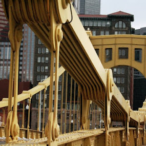 by John Fisher - Buildings & Architecture Bridges & Suspended Structures