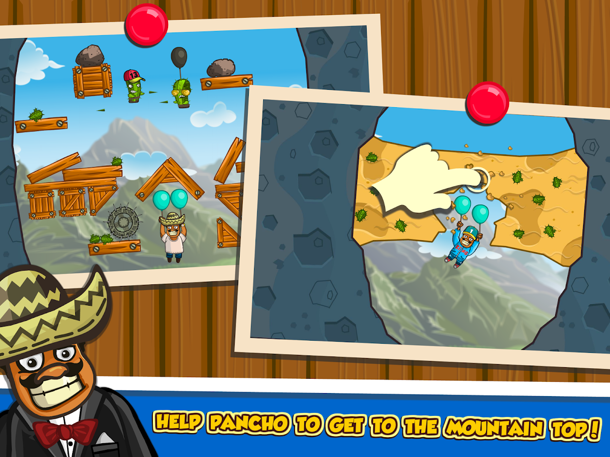 Amigo Pancho 2: Puzzle Journey- screenshot