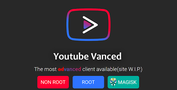 Block All Ads For Youtube Vanced ads 1