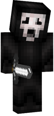 scream ghost nova skin