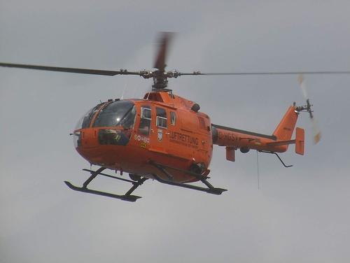 Photo: Foto: www.handwerkernet.de  Hubschrauber des Bundesinnenministerium (BMI) Bezeichnung: D-HGSV Type: MBB BO 105 CBS-5 Indienststellung: 1997 Außerdienststellung: 2007