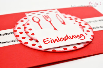 Photo: http://bettys-crafts.blogspot.de/2014/05/einladung-zum-essen.html