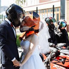 Wedding photographer Aleksey Terentev (Lunx). Photo of 28.09.2018