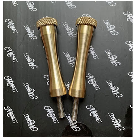 Quick Release Seat Bolts - Brass