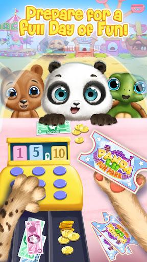 Panda Lu Fun Park - Carnival Rides & Pet Friends  screenshots 1