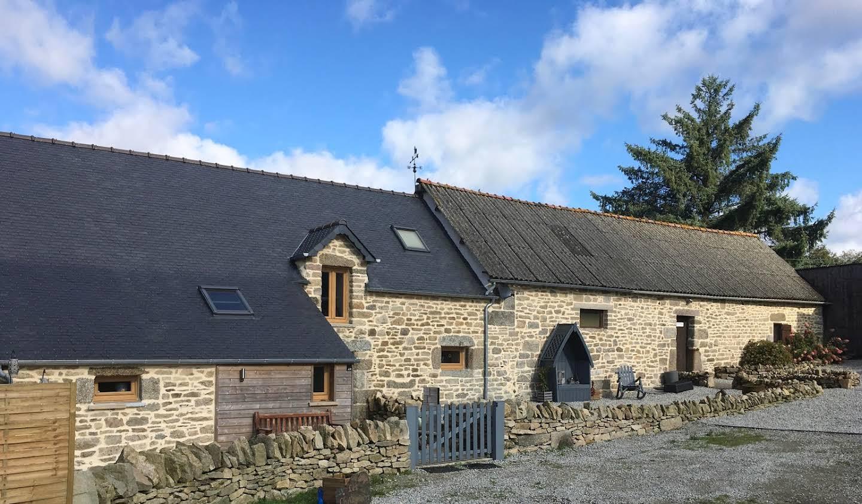 Propriété Saint-Nicolas-du-Pélem