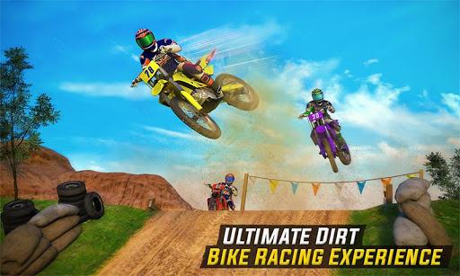 Xtreme Dirt Bike Racing Off-road Motorcycle Games modavailable screenshots 3