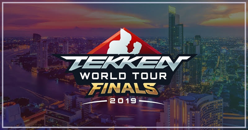 Tekken World Tour Finals 2019