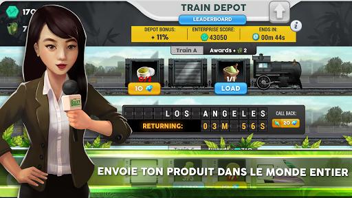 Code Triche Hempire - Jeu de culture de plante apk mod screenshots 3