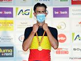 Dries De Bondt is kampioen na een apart verlopen BK