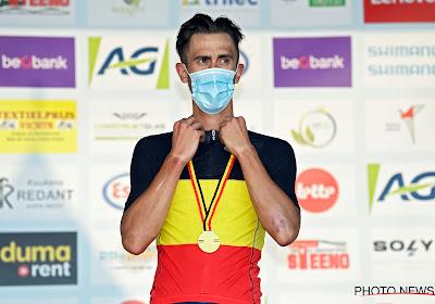 """Dries De Bondt zes jaar na zijn kunstmatige coma Belgisch kampioen: """"Ik besloot door te zetten en twijfelde niet meer"""""""