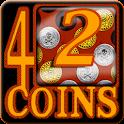 4 Coins (connect  four) 2
