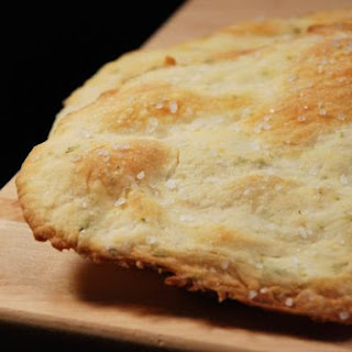 Crisp Rosemary Seasalt Flatbread