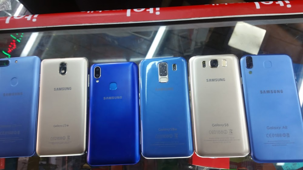Sh10m counterfeit Samsung phones, accessories seized in CBD