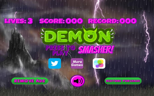 Demon Smasher - Cast Out Evil