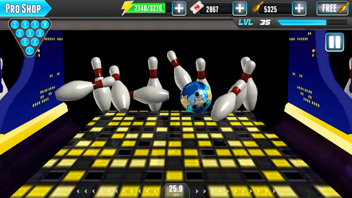PBAu00ae Bowling Challenge  gameplay | by HackJr.Pw 4