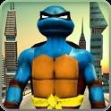 Monster Turtle hero Vs Captain: Robot Battle icon