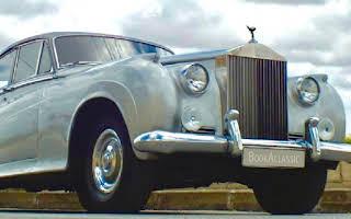 Rolls-Royce Silver Cloud Rent Central Region