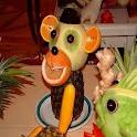 Sebze ve Meyve Dekorları