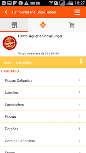 Neemo Restaurant App screenshot 2