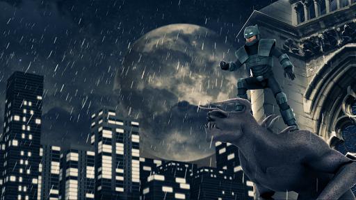 Dark Superhero Fly Simulator screenshots apkspray 4