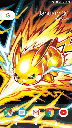 HD Wallpapers for Pokemon Art 2018 1.3 screenshots 7
