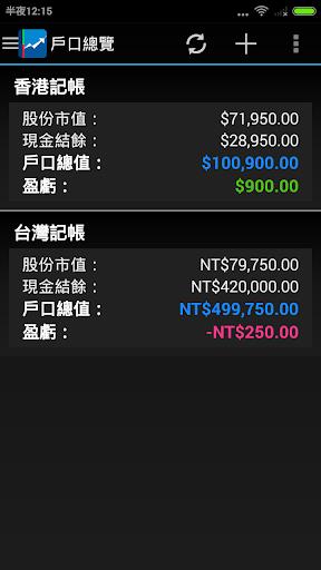 【Android apps 介紹】股票記帳、股票投資組合管理(香港適用) | ...