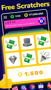 Lucky Money Feel Great and Make it Rain Apk Mod v1.2.4 +OBB/Data with Unlimited Money Mod. 2
