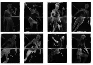 "Photo: © Olivier Perrot 8 photogrammes série ""Combats"""
