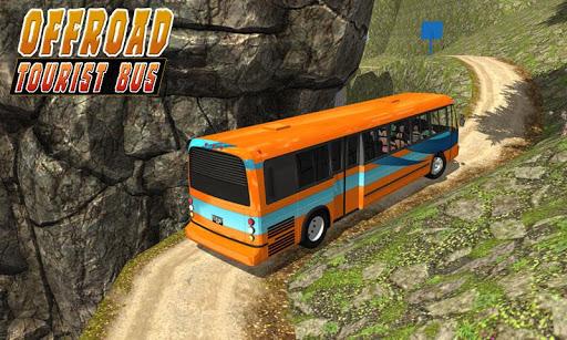 Uphill offroad bus driving sim 1.0.8 screenshots 1