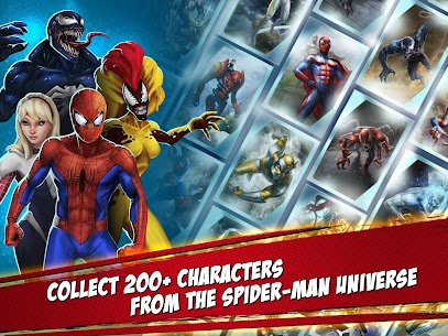 MARVEL Spider-Man Unlimited 3.5.1a MOD (Unlimited Golds/Crystals) Apk 3