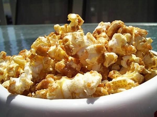 Crispy Vanilla-caramel Popcorn Recipe