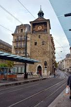 Photo: The Geneva clock tower
